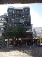 Fachada lateral da Galeria - Rua Julio de Castilhos