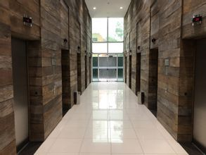 Hall elevadores