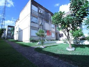 Vista Frontal do Residencial