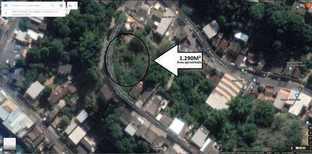 Imagem via satélite