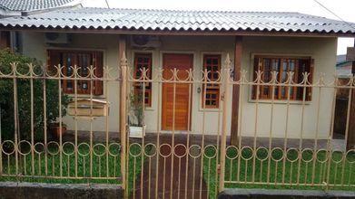 Fachada casa da frente